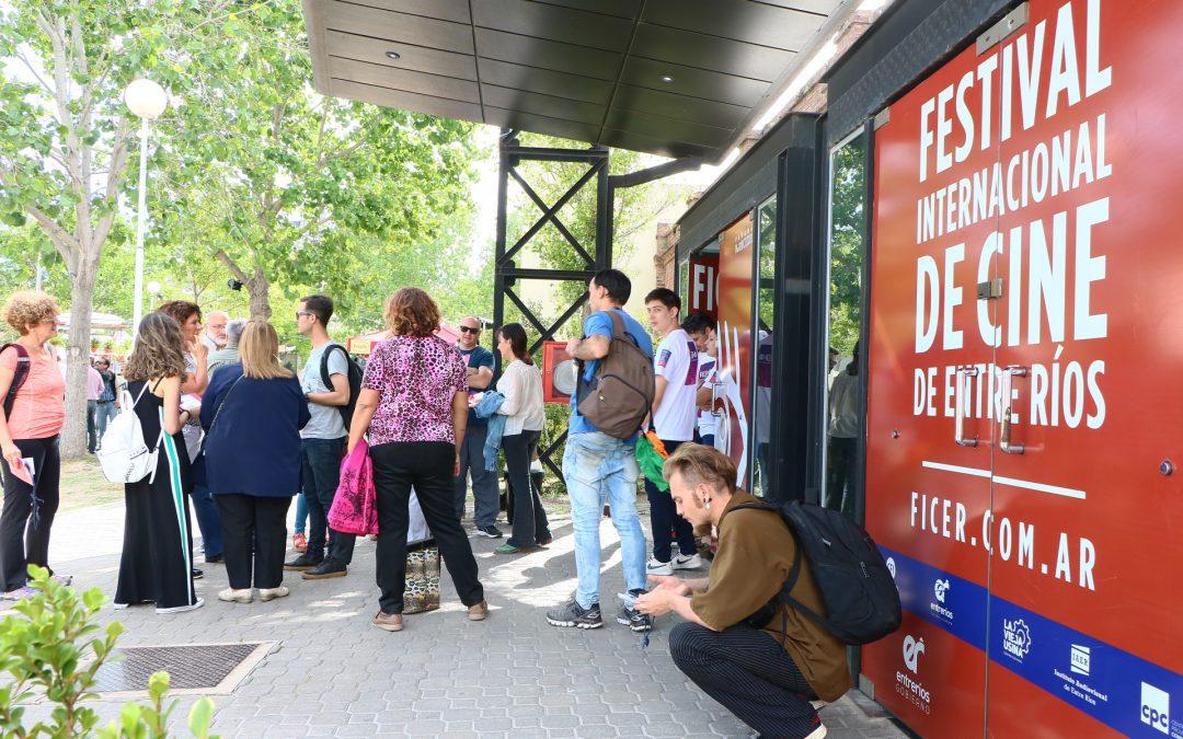 Iniciaron las capacitaciones para jóvenes en el marco del 2º Festival Internacional de Cine de Entre Ríos